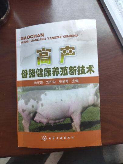 高产母猪健康养殖新技术 晒单图