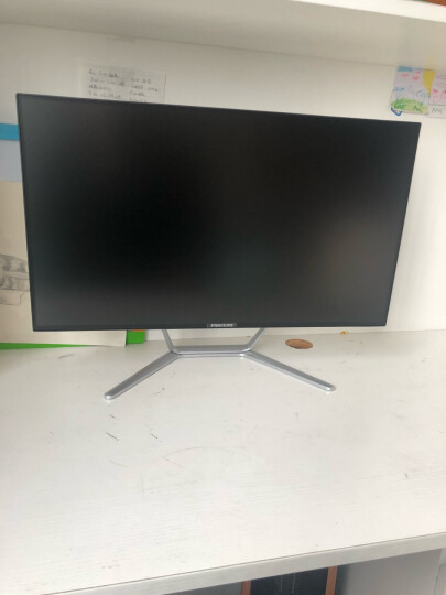 磐蛇24英寸一体机电脑10代酷睿i3i5i7i9四六八核全面屏IPS屏家用办公设计游戏台式整机全套 十代G6400+8G+240G 高端商务 晒单图