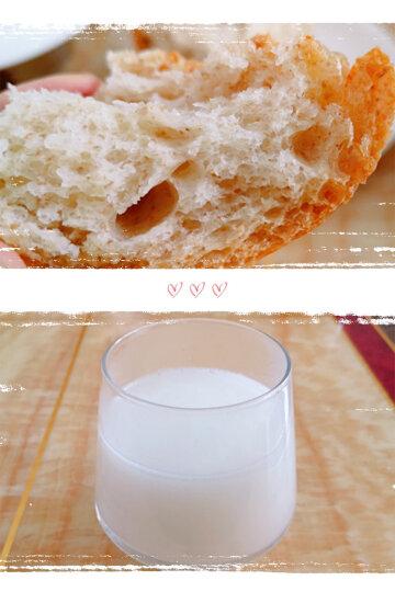 新希望 透明小白袋 牧场原奶 新鲜纯牛奶 180ml*16袋/箱 晒单图