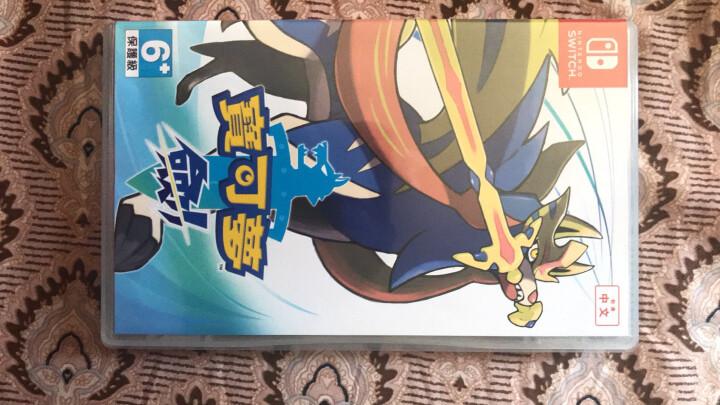 任天堂(Nintendo)  Switch主机游戏卡 NS 专用游戏卡 任天堂游戏机专用游戏卡 精灵宝可梦 剑  宠物精灵 中文 现货 晒单图