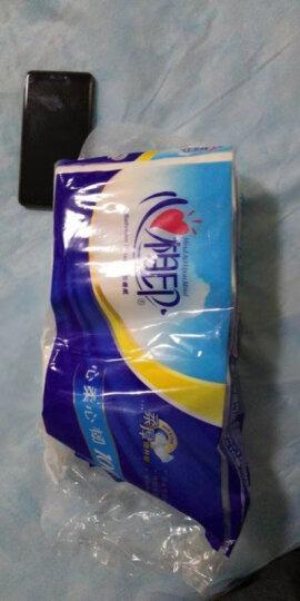 心相印卷纸 茶语系列卫生纸巾4层150g*24卷筒纸厕纸(整箱销售) 晒单图