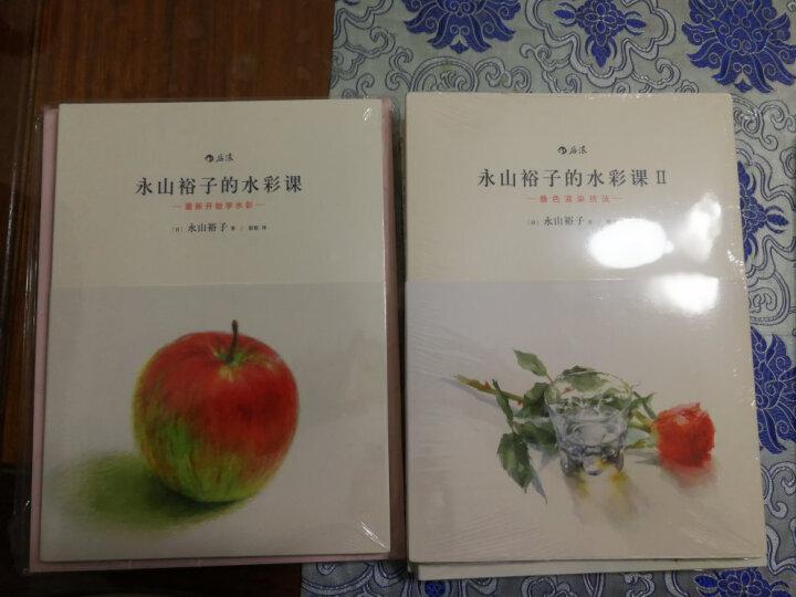 永山裕子的水彩课Ⅰ:重新开始学水彩 晒单图
