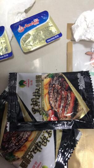 澳纽宝 新西兰黑椒调理牛排套餐 1.5kg/套(10片)  进口牛肉  含黄油酱包生鲜 晒单图