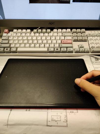 和冠 (Wacom) 手写板Bamboo Pen Medium CTL-671/K0-F 数位板、绘画板、绘图板 晒单图