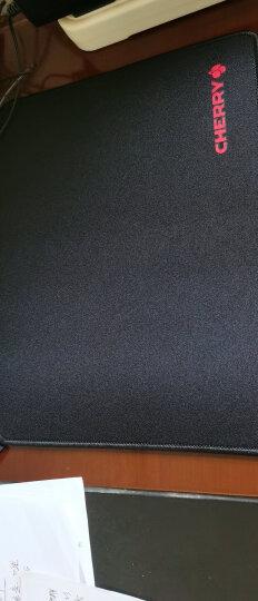 樱桃(Cherry)G80-Mini高密纤维顺滑小细鼠标垫 黑色 晒单图