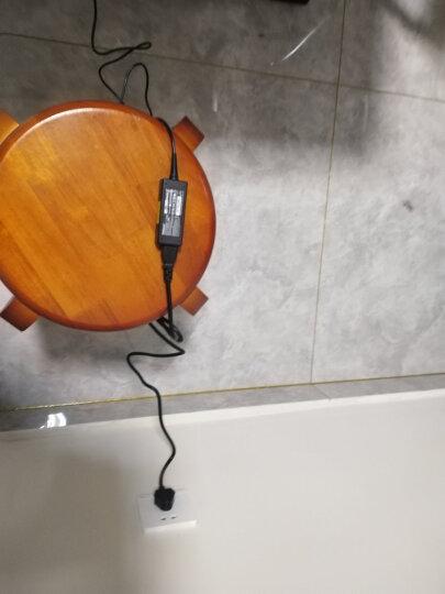 Delippo 19V2.1A适配器 适用三星超级本电脑电源 SAMSUNG超薄笔记本充电器线 905s3g 535u3c 40W功率  细孔小口 通用款 晒单图