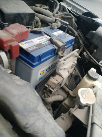 瓦尔塔(VARTA)汽车电瓶蓄电池蓝标072-20 12V 凯迪拉克SRX/SLS/XTS/CTS/凯雷德14款ATS-L以旧换新上门安装 晒单图