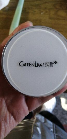 绿叶 深呼吸BB霜60g1#白皙色(隔离遮瑕 亮肤美颜 女粉底液 自然裸妆 轻薄透气) 晒单图