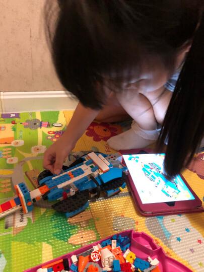 乐高(LEGO)积木 BOOST 5合1智能机器人7-12岁 17101 儿童玩具 男孩女孩生日礼物 科技编程 晒单图