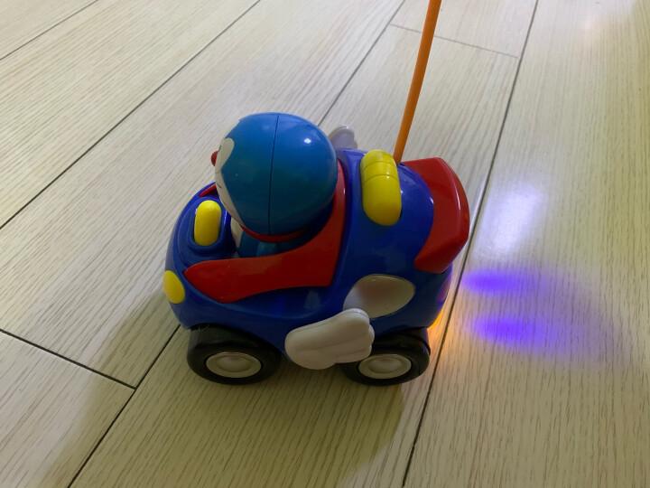 益米 儿童男孩玩具遥控车 电动遥控汽车 电动玩具(颜色随机发货) 晒单图