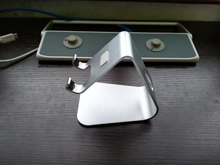 技光(JEARLAKON)懒人手机支架 多功能ipad桌面平板支架 苹果iphone华为通用便携床头直播手机架 晒单图