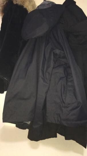 【经典款】TheNorthFace北面新品男户外防水秋冬冲锋衣外套|3L88 JK3/黑色 L 晒单图
