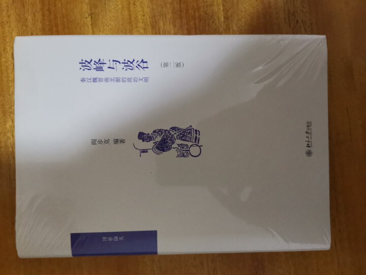 波峰与波谷:秦汉魏晋南北朝的政治文明(第二版) 晒单图
