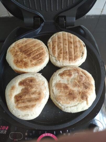 苏泊尔(SUPOR)电饼铛家用 双面加热煎烤机三明治机烙饼锅煎饼铛加深烤盘可拆洗早餐机JD30R645智能火红点 晒单图