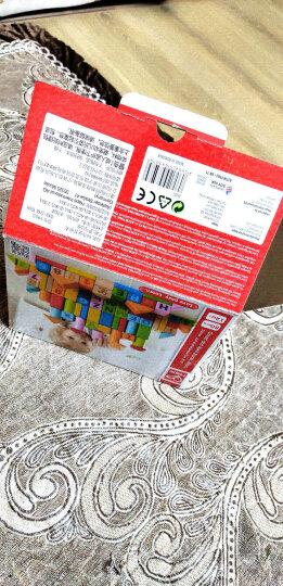 Hape玩具积木大颗粒木头宝宝桶装拼装stem字母数字积木1-3岁男女孩婴儿童礼物早教益智  E8022 80粒益智盒装积木 晒单图