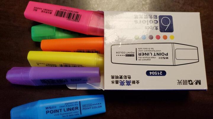 锐意(Sharpie)马克笔/记号笔 金属银 DIY黑卡相册高光笔 美国进口防褪色 晒单图