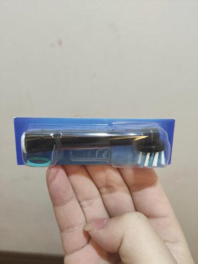 欧乐B电动牙刷 3D声波震动成人P2000蓝(含刷头*2)镇店之宝 晒单图