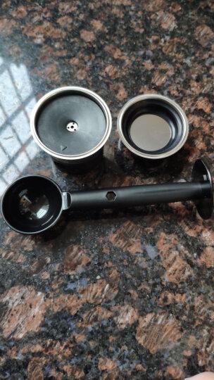 东菱(Donlim)DL-JDCM01 意式咖啡机家用 胶囊 咖啡粉 易理包三合一 蒸汽打奶泡 晒单图