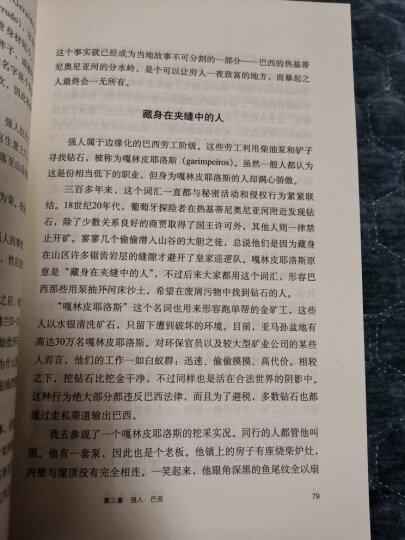 新知文库67:欲望之石:权力、谎言与爱情交织的钻石梦 晒单图