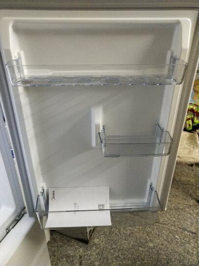 美的(Midea)169升 小型家用两门母婴专享小冰箱 HIPS环保内胆 节能静音 自动控温 BCD-169CM(E) 晒单图