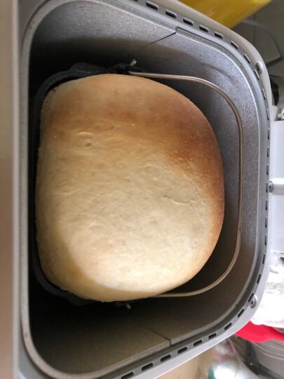 松下(Panasonic) 面包机 烤面包机 家用 全自动 早餐机 果料自动投放 多功能和面 500g SD-PM105 晒单图