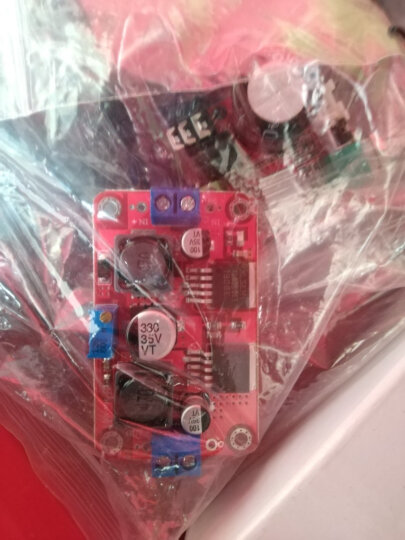 TaoTimeClub DC-DC升降压模块 输入宽电压 适配太阳能电池板 自动升降压 晒单图