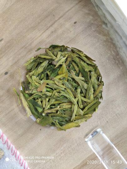 【558元】神汇 明前龙井 绿茶 茶叶礼盒装 新茶春茶 正宗龙井茶 晒单图