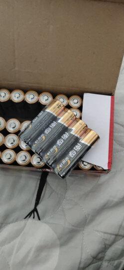 南孚(NANFU)5号碱性电池40粒 聚能环2代 适用于儿童玩具/血压计/血糖仪/电子门锁/鼠标/遥控器等 LR6AA 晒单图