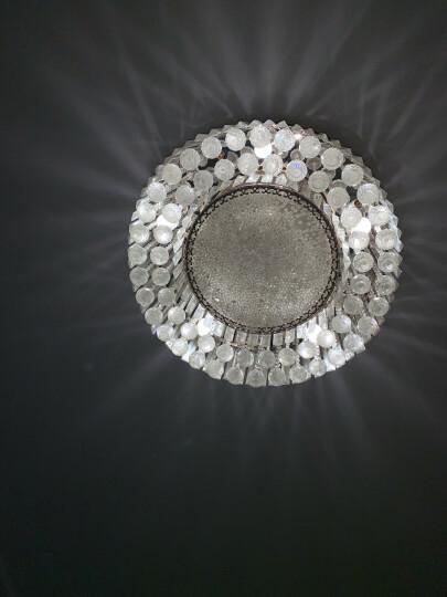 欧普照明OPPLE led灯泡 水晶灯泡吊灯灯泡壁灯蜡烛泡小螺口蜡烛泡螺旋 尖泡 5只装【E14小口】尖泡精致白5W  暖白光 晒单图