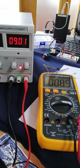 华谊(HYELEC)HY3005ET 直流稳压电源可调电源30V5A 晒单图