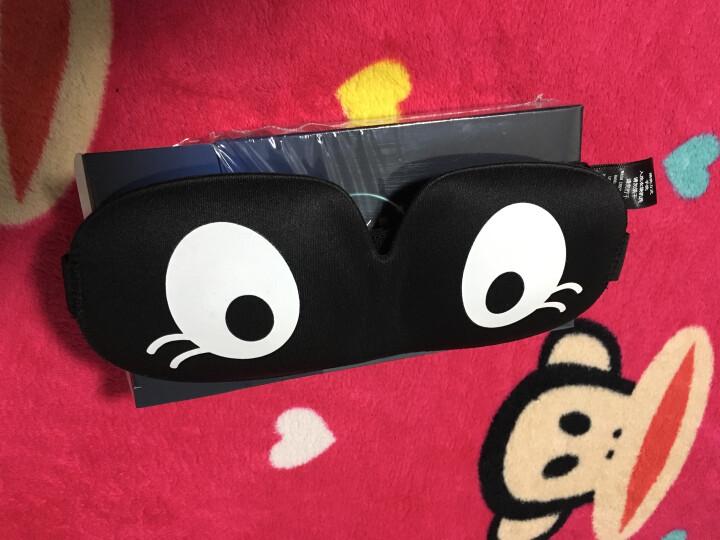 宜家依 睡眠眼罩 3D立体遮光透气 护眼睡觉 男女士学生午休 舒适款大眼怪 晒单图