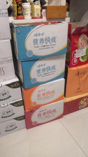 娃哈哈 营养快线原味 含乳饮料 500g*15瓶 整箱装(新老包装随机发货) 晒单图