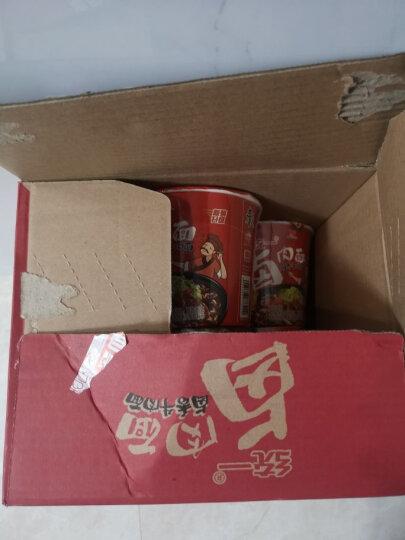 统一 方便面 来一桶 卤肉面 卤香牛肉味 12桶 整箱装 晒单图