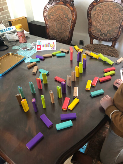 特宝儿(topbright)动物套杯叠叠高 宝宝婴儿益智玩具 男孩女孩儿童玩具 晒单图
