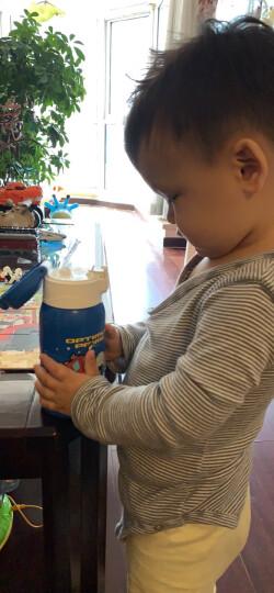 膳魔师THERMOS  儿童水杯保温杯 吸管杯学饮杯两用 变形金刚 550ml  TCKA-550 TF002 晒单图