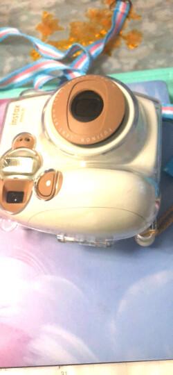 富士(FUJIFILM)INSTAX 一次成像相机 MINI7c相机 可爱粉豪华套装(含10张相纸) 晒单图