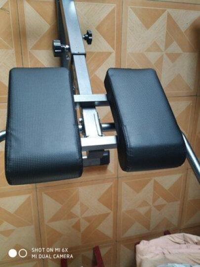 易持健罗马椅罗马凳健身椅多功能美腰机腰腹背训练家用仰卧板健身器材山羊挺身减肥减肚子 晒单图