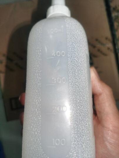 乐仪(leyi)洗鼻器 成人儿童鼻腔护理器500ml套装(洗鼻壶+4.5g*60包洗鼻盐+量杯+搅拌棒+温度贴)蓝瓶 晒单图