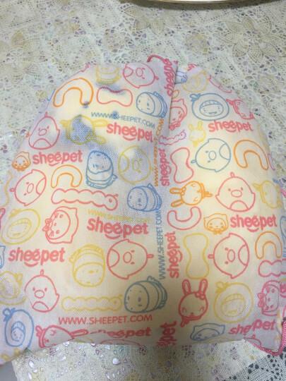 舒宠(sheepet)软体粒子公仔玩偶 长条圆形办公室抱枕靠枕 U型枕 粉企鹅U形枕 晒单图