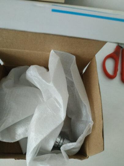摩恩(MOEN)精铜洗衣机水龙头 家用单冷4/6分通用可调节 耐用龙头9016 晒单图