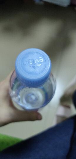 法国原装进口 依云(evian)天然矿泉水 330ml*20整箱玻璃瓶 晒单图