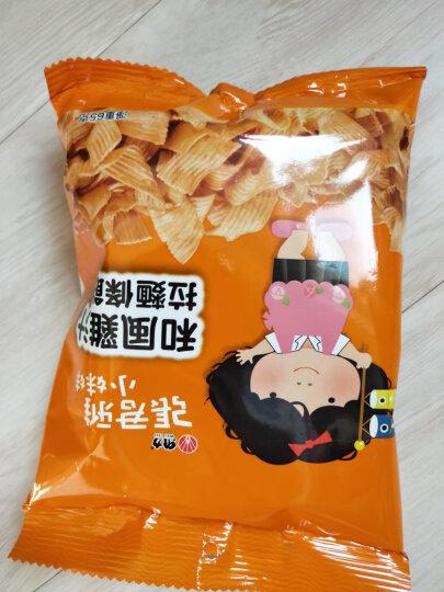 中国台湾进口张君雅小妹妹拉面条饼(鸡肉味)65g(新老包装随机发送) 晒单图