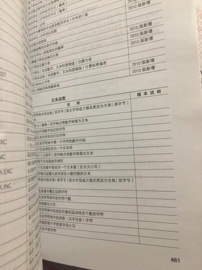 实战技巧精粹:Excel2010图表(含光盘) 晒单图