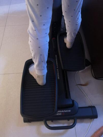 【京选优品】美国乔山(JOHNSON)椭圆机家用简易可折叠易收太空漫步机ANDES 5运动健身器材 厂家自送(送货入户 包安装) 晒单图