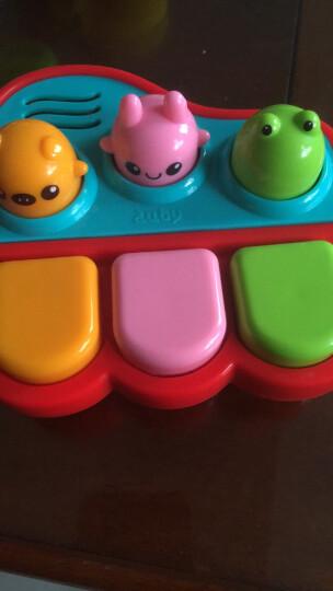 澳贝(AUBY)儿童玩具 小小音乐家 婴幼儿童音乐小电子琴钢琴 461205男孩女孩玩具(新旧配色随机发货) 晒单图
