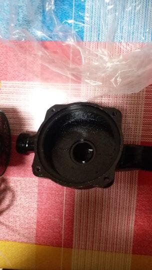 名磊家用静音暖气泵地暖循环泵热水泵220v小型屏蔽泵地热管道锅炉暖气循环水泵  4分口165W3档暖气泵(10年换新) 晒单图