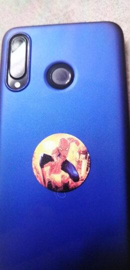 【3片装】3CM磨砂引磁片贴片磁性磁铁磁吸车载手机支架吸盘超薄铁片小圆片卡通 彩色蜘蛛侠 直径3cm 晒单图