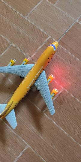 彩珀合金飞机哥伦比亚号航天飞机8寸穿梭机仿真飞机模型宝宝儿童玩具男孩玩具带声光51355A 晒单图