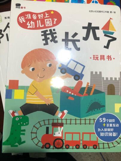 幼儿潜能开发(套装共4册)(邦臣小红花出品) 晒单图