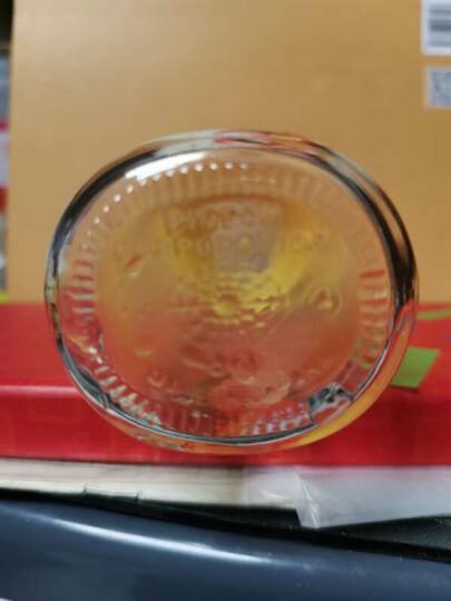 贝亲(Pigeon)宽口玻璃奶瓶240ml 婴儿奶瓶M号奶嘴(3月以上)橙色  原装进口 晒单图